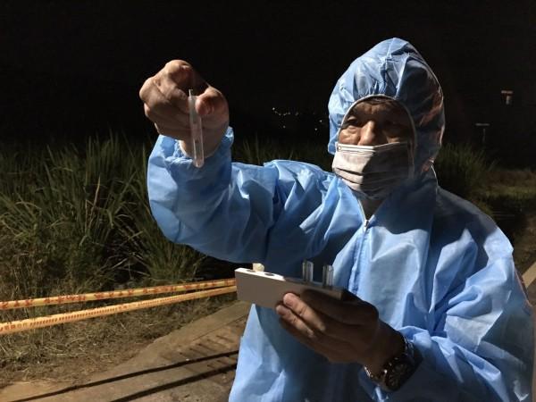 最新研究報告顯,去年中國出現的H7N9禽流感新型病毒株,在動物之間可以輕易傳播,成為致命性傳染病。(動保處提供)