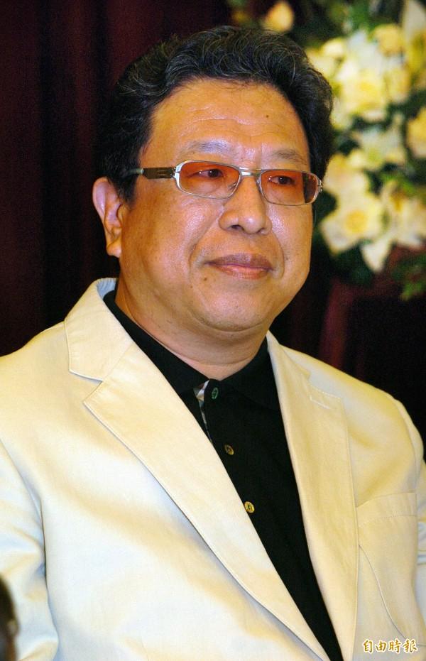 1953年出生於台南的王瑞振筆名為汪笨湖,曾寫作多部知名小說,他的其他作品包含《草地狀元》、《廈門新娘》與《台灣豪門爭霸記》等均有被改編成電視劇。(資料照,記者簡榮豐攝)