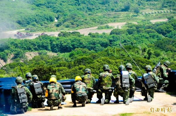 抵抗中國武統 民調:67.7%民眾願為保衛台灣而戰