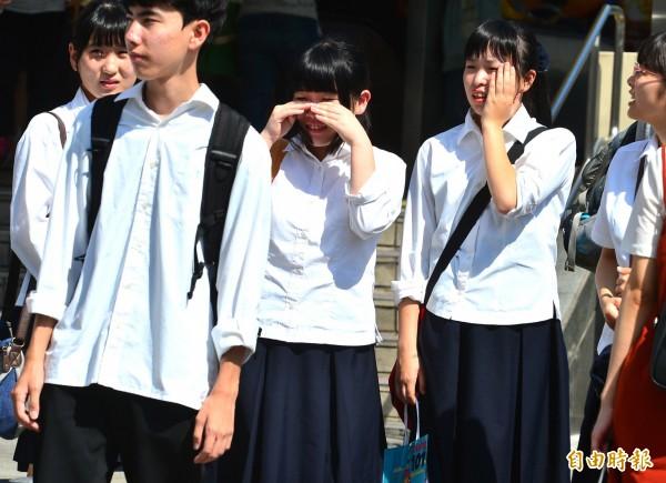 新竹昨(9日)創下自1937年5月設站至2017年以來,共81年的10月之最高溫記錄。(資料照,記者王藝菘攝)