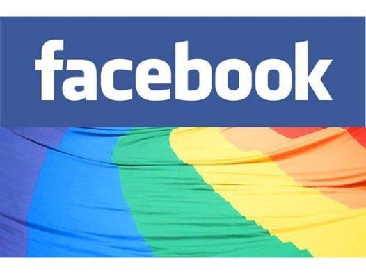 桃園市議員王浩宇則是反諷,Facebook也是挺同志。(圖擷取自王浩宇臉書)