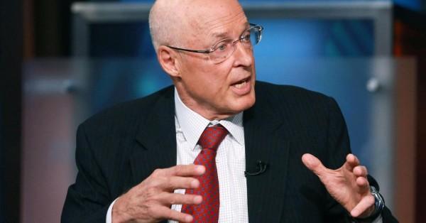 美國前財政部長鮑爾森對中美貿易發表評論。(圖擷取自CNBC)