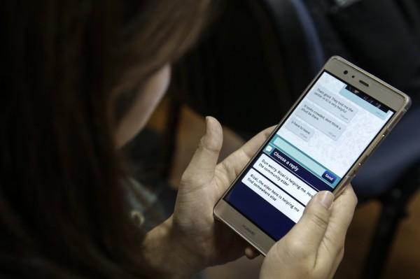 澳洲傳出一名自殺的男子被發現在手機中留有未寄出的簡訊,內容提及要將遺產留給自己的兄弟與姪子而非妻兒,法院根據死者的措辭等理由判決簡訊屬於合法遺囑。圖為示意圖。(歐新社)