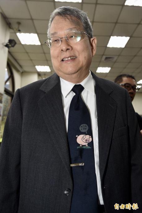 質疑黨產釋憲案為國民黨宣傳 陳師孟檢舉仉桂美、劉德勳