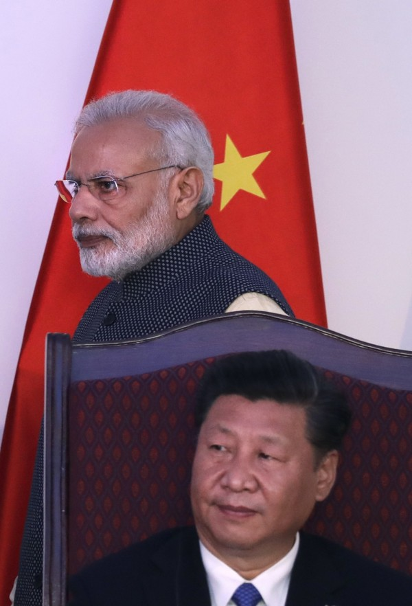 印度外交部週二(29日)宣布,總理莫迪(Narendra Modi)將在下週率團前往中國福建參加金磚國家峰會。(美聯社)