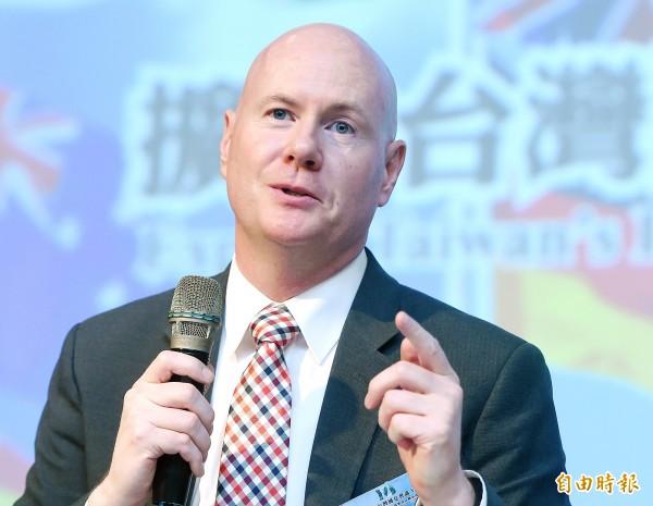北美洲台灣人教授協會發表聲明指出,媒體誤導葉望輝的意思,並非「台獨勿指望美國」。(資料照,記者廖振輝攝)