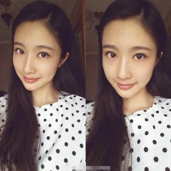 中國媒體形容,吳映蝶擁有清麗端莊的外表,儒雅智慧的談吐,非常有機會成為未來的名校女神。