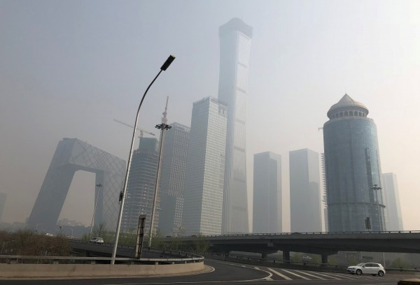 胡潤研究院17日發布數據,指出截至今年3月,大中華地區新發現33家獨角獸企業,總數來到151家,但在港澳台找不到任何一家獨角獸企業。圖為北京街景。(資料照,路透)
