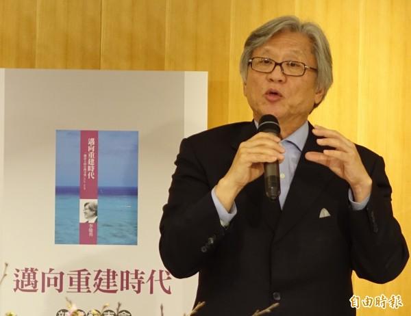 李敏勇:太陽花學運是這一波政治演變中的基礎