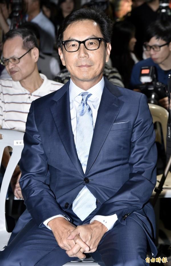富邦集團董事長蔡明忠。(資料照,記者陳奕全攝)