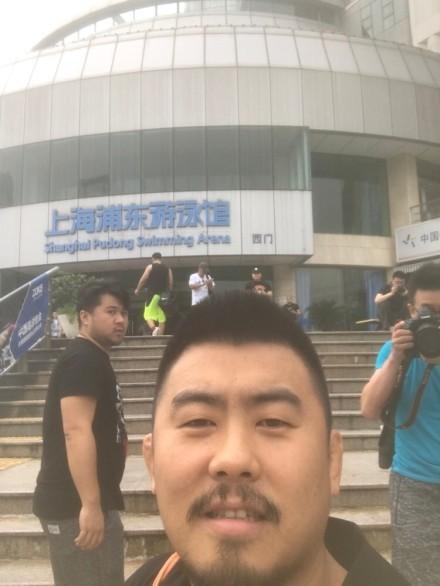 徐曉冬被警方依聚眾打架名義帶走。(圖擷自微博)