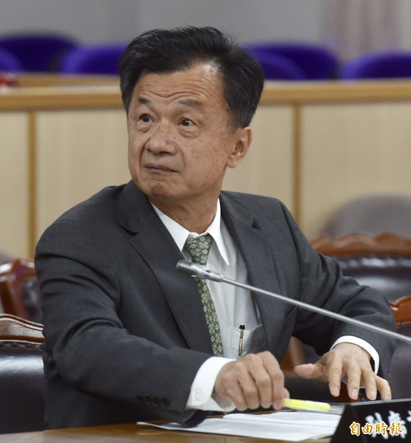 立法院司法及法制委員會,16日邀請法務部長邱太三列席報告並備詢。(記者簡榮豐攝)