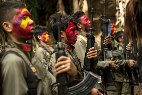 杜特蒂宣布 菲律賓共產黨為恐怖組織