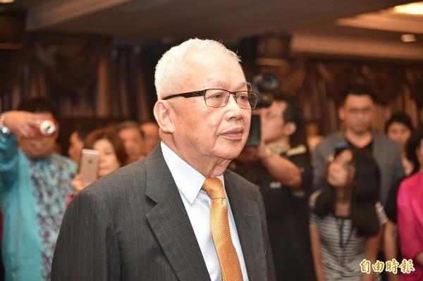 劉泰英先前因新瑞都等案已服刑過半,並獲假釋出獄,他另案再被判刑8年2月定讞,應入獄執行。(資料照,記者張忠義攝)
