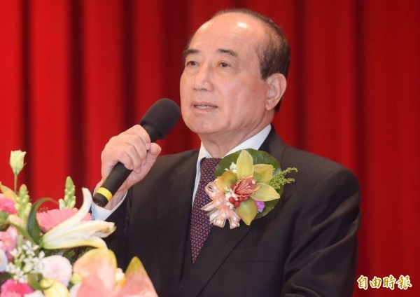 國民黨立委王金平。(記者黃耀徵攝)