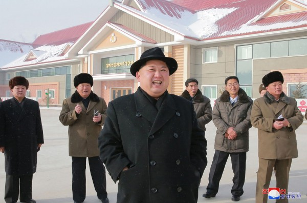 中國民眾不怕北韓核武,外媒指出原因,沒有北韓試核的報導,且部分民眾認為是美國借北韓問題遏止中國發展。同時中國也抑制民眾討論此事。(美聯社)