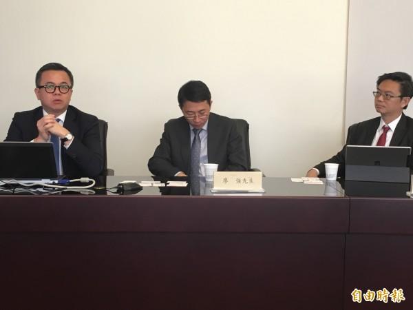 國際信評機構標準普爾(S&P)今天發布台灣主權評等報告,長期信用評等維持「AA-」,評等展望維持「穩定」。(資料照,記者鄭琪芳攝)