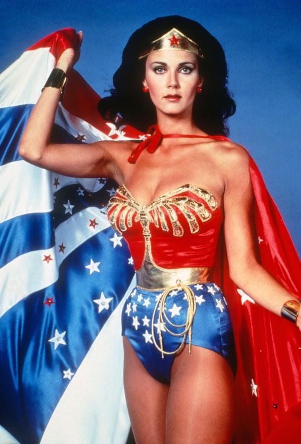 美國女星琳達·卡特飾演的神力女超人,成為其代表作。(圖片取自網路)