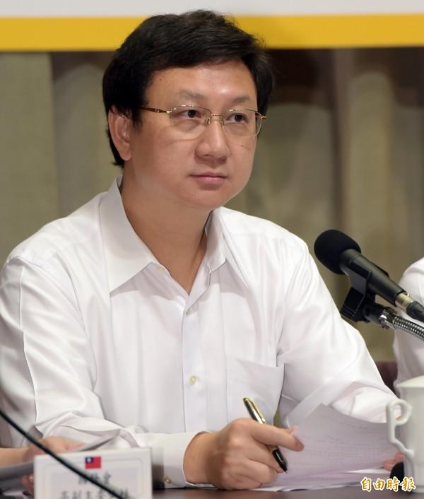 童振源於7月22日就任駐泰代表。(資料照,記者黃耀徵攝)