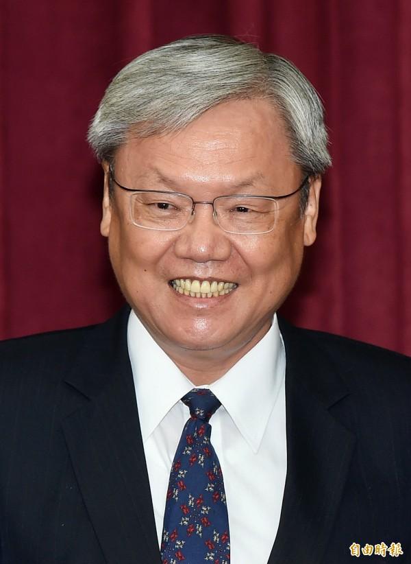 司法院副院長蘇永欽,因為有生涯規劃,將返回學校任教,而且過幾天即將開學,所以提早離任。(資料照片,記者廖振輝攝)