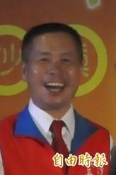 目前被停職中的國民黨籍金門縣金沙鎮長陳其德。(資料照,記者吳正庭攝)