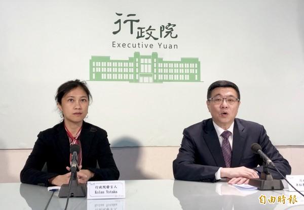 葉俊榮放管請辭 政院:「勉予同意」批准辭呈