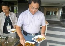民進黨前黨工、台灣非政府組織工作者李明哲在中國失聯。(圖擷取自自由亞洲電台)