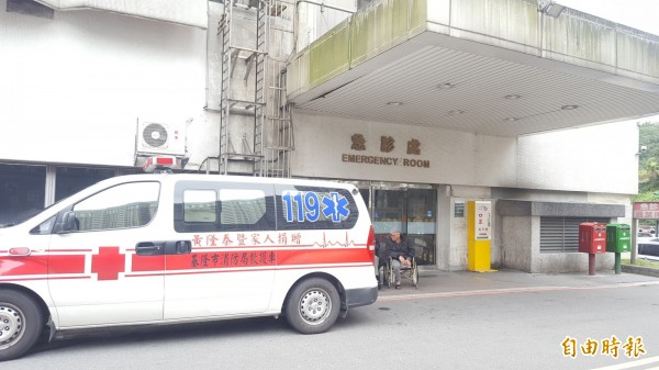 基隆長庚支援市立醫院, 8專科有大醫院醫師看診。(資料照)