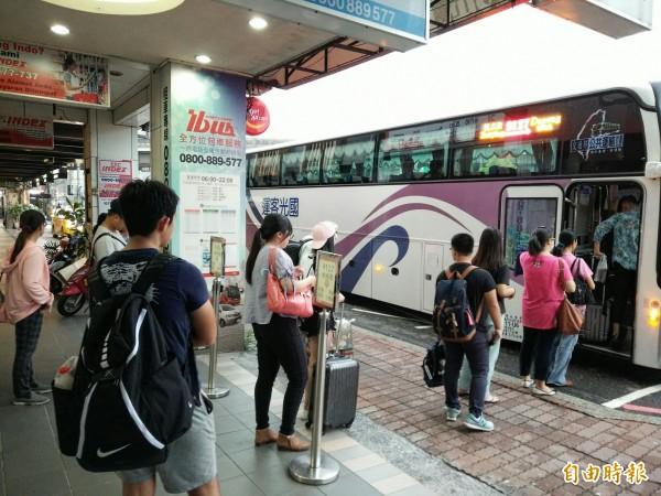 公路客運公會強調,今年會再申請調漲。(資料照)