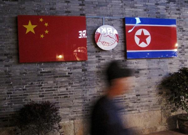 北韓官員近日接受日媒採訪時表示,中朝關係已從夥伴變成敵人。(路透)