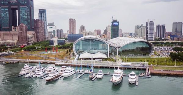 台南第三代新投資,選擇遊艇業。(圖擷取自亞果遊艇俱樂部官網)