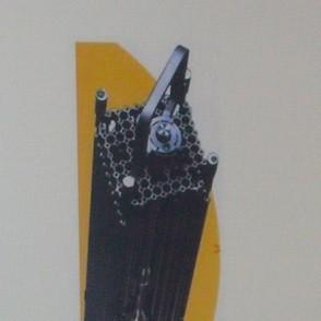 台電表示,核一燃料棒把手鬆脫肇因於AREVA螺孔瑕疵。圖為燃料束把手。(資料照,鹽寮反核自救會總幹事楊木火提供)