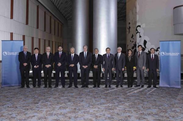 TPP基本協議達成 佔全球4成巨大經濟圈將誕生