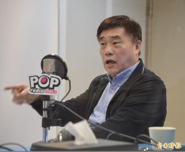 國民黨副主席郝龍斌辦公室指出,郝龍斌決定重啟守護食安公投,由人民決定是否同意解禁日本核災區食品輸台。(資料照)