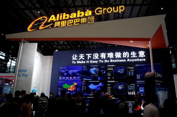 阿里巴巴旗下交易平台假貨問題嚴重,引起多國企業齊聲批評。(路透)