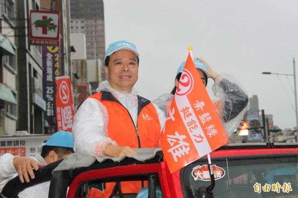 親民黨副秘書長劉文雄。(資料照,記者林欣漢攝)