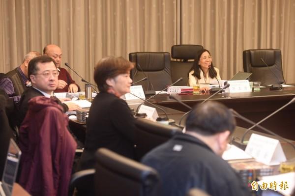 圖為司法改革國是會議」第四分組會議24日在總統府內召開。(資料照,記者叢昌瑾攝)