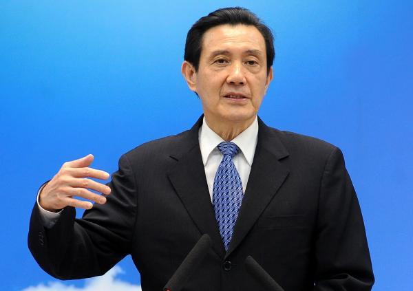 總統馬英九聲望每況愈下,遭人民痛批。(資料照,記者朱沛雄攝)