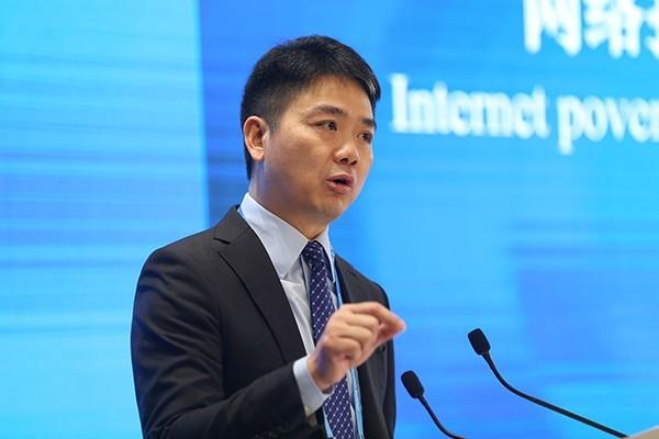 劉強東參加在天津舉行第二屆世界智能大會表示,東京建立起了一整套的智能化物流,B2C的完全無人庫,且無人配送站將採用了機器人和無人機的配送方式。(圖取自jiasuhui.com)