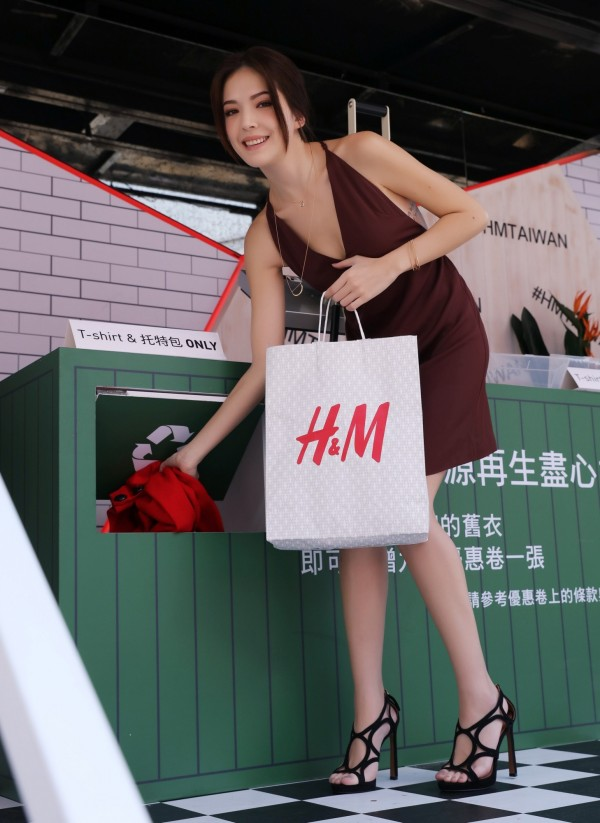 H&M將加碼台灣展店。(H&M提供)