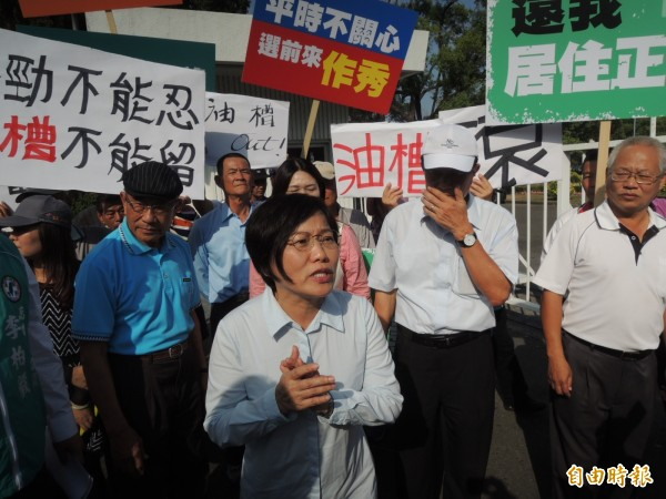 立委候選人劉世芳。(資料照,記者蔡清華攝)