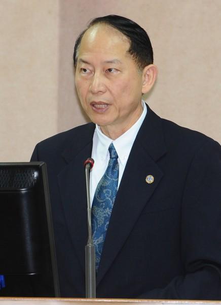 退輔會主委董翔龍今日表示,海軍陸戰隊是國軍不可或缺的兵種。(記者張嘉明攝)
