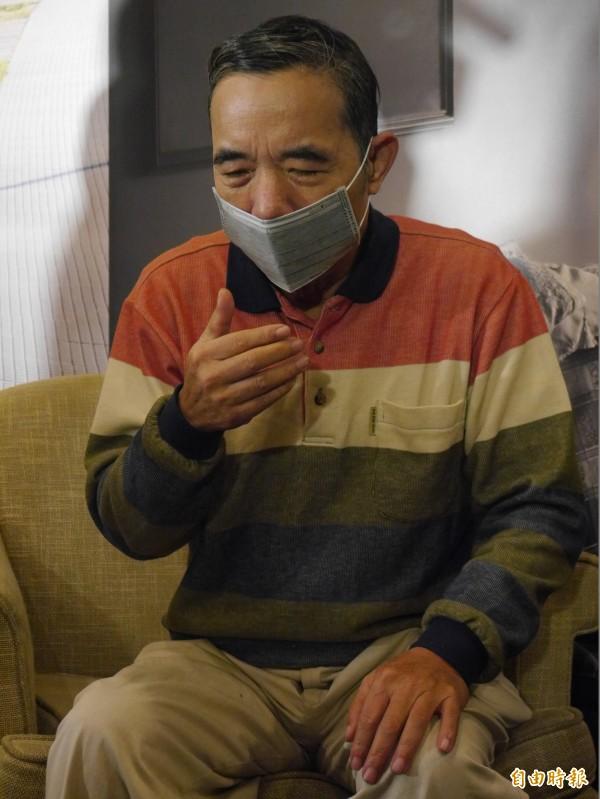 中華民國職能治療師公會全聯會理事長張自強提醒,氣溫驟降要注意保暖;示意圖,與新聞無關。(記者林惠琴攝)
