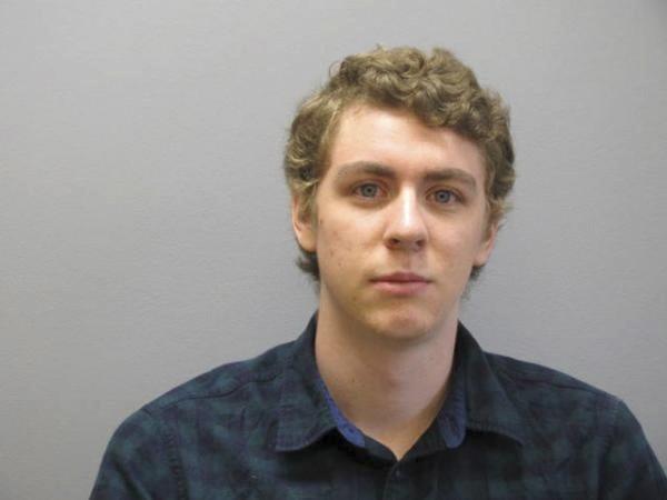 史丹佛大學泳將透納(Brock Turner)在校園「撿屍」性侵女學生。(美聯社)