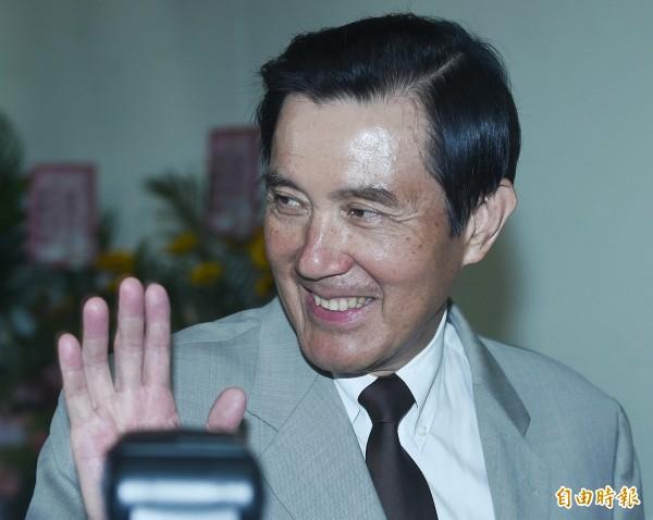 教唆黃世銘洩密案,台北地院11/8傳馬英九到庭。(資料照,記者廖振輝攝)
