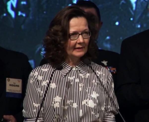 可望成為首名CIA女局長的哈斯佩爾現年61歲,在情報界工作長達32年,曾任國家秘密行動處副處長。(翻攝自YouTube影片)