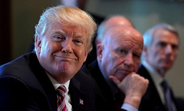 美眾議院調查指出,沒有證據顯示川普陣營與俄國共謀干預大選。(路透)