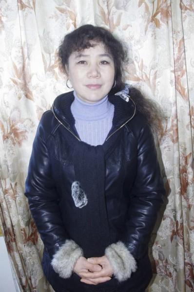 中國新公民運動參與者劉萍等人,今天遭到法院宣判有罪,判處有期徒刑6年半。(法新社)