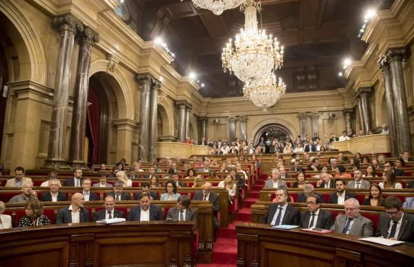 加泰隆尼亞通過獨立公投法案 西班牙急阻!