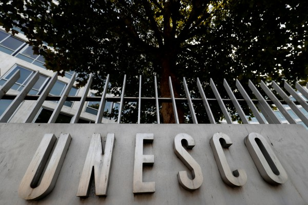 美國將在12月31日退出聯合國教科文組織(UNESCO)。(路透)